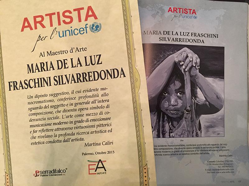 UNICEF Artist
